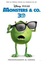 Monsters & Co. in 3D