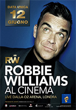 Robbie Williams – Al cinema