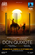 Don Chisciotte – Royal Opera House