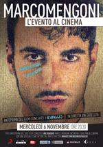 Marco Mengoni – L'evento al cinema
