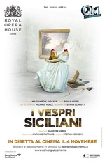 I Vespri Siciliani – Royal Opera House