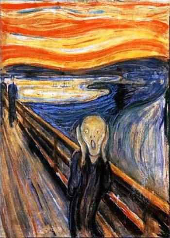 Edvard Munch, una lucida follia