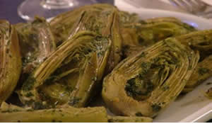 Carciofando: degustazione di carciofo spinoso sardo
