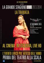 La Traviata in diretta HD dal Teatro Alla Scala
