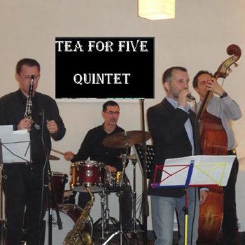 David Minotti & Tea for Five Quintet