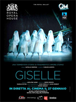 Giselle – Royal Opera House