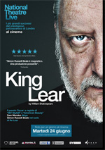 King Lear – National Theatre Live