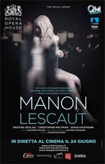 Manon Lescaut – Royal Opera House
