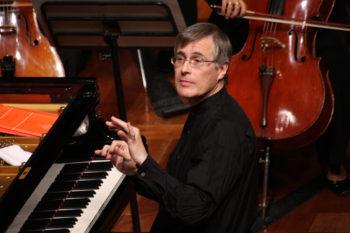 Il pianoforte di  Christian Zacharias