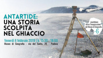 Antartide: una storia scolpita nel ghiaccio