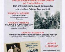 Un anno da leoni – La conclusione della Grande Guerra sul fronte italiano