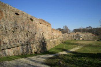 Gira le mura: dal torrione Santa Giustina al baluardo Cornaro