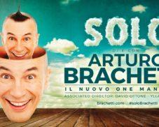 Arturo Brachetti- SOLO