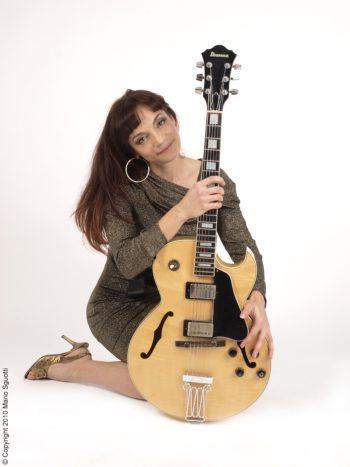 Francesca Bertazzo Hart Quartet featuring Michele Polga