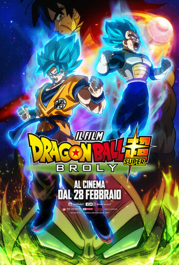 Dragon Ball Super: Broly – Il Film