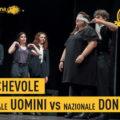 Amichevole: Nazionale Uomini VS Nazionale Donne