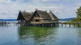 La vita dei primi monselicensi che abitavano sul laghetto della Costa 4000 anni fa