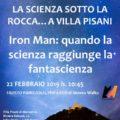 La Scienza sotto la Rocca… a Villa Pisani