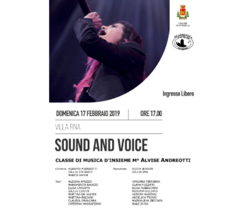 Sound and Voice