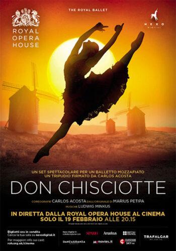 The Royal Ballet – Don Chisciotte