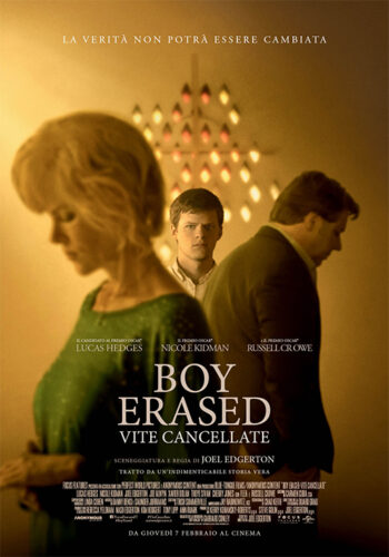 Anteprima: Boy Erased – Vite cancellate