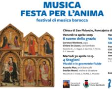 Musica Festa per l'anima, festival di musica barocca