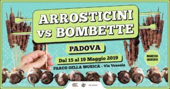 ARROSTICINI vs BOMBETTE Festival 2019
