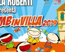 """BimbinVilla Roberti: """"I mitici giochi mitici"""""""