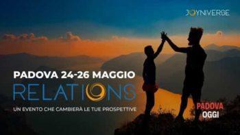Relations Padova al Crowne Plaza