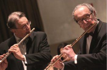 """La leggenda del flauto Maxence Larrieu al Teatro Verdi di Padova per """"NOVECENTO CAMERISTICO ITALIANO"""""""
