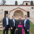 ORDINAZIONI PRESBITERALI, il vescovo Claudio Cipolla ordina tre nuovi preti