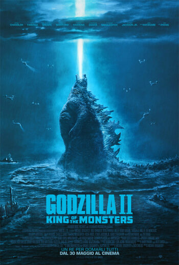Godzilla II: King of Monsters