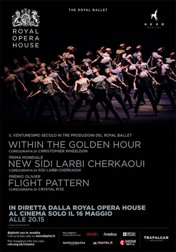 The Royal Ballet: Triple Bill (Programma Triplo)