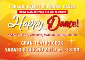 La danza è vita: Happy Dance