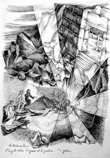 """Alberto Bolzonella """"Visioni sulla Divina Commedia"""""""