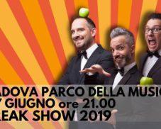 Marco e Pippo al Freak Show!