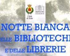 Notte Bianca delle Biblioteche e delle Librerie