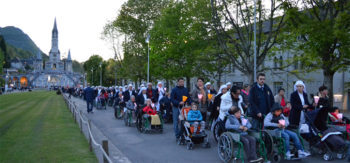 Pellegrinaggio Unitalsi a Lourdes