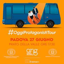 #OggiProtagonistiTour