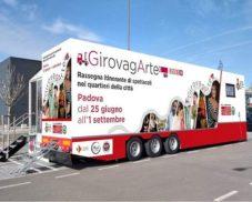 """""""Girovagarte"""": Rassegna itinerante di spettacoli"""