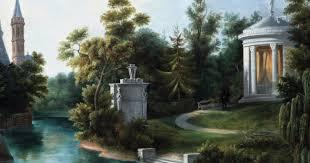 Palazzo Treves dei Bonfili e il suo giardino