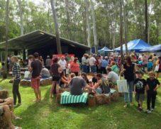 Shamanica Eco Fest al Parco Roncajette