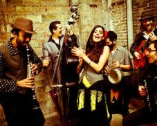 Castello Festival: Barcelona Gipsy balKan Orchestra