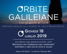 Orbite Galileiane con gli occhi al cielo