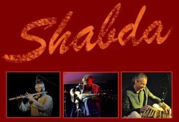 Concerto indo-jazz di Shabda