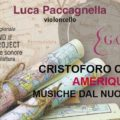 Cristoforo Colombo – Amerique: musiche dal Nuovo Mondo