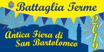 BATTAGLIA TERME – ANTICA FIERA DI SAN BARTOLOMEO