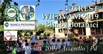BIMBI BOTANICI 2019: QUARTA EDIZIONE DELLA WIGWAM COUNTRY SCHOOL