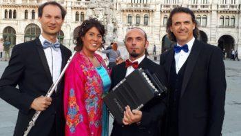 Il Festival delle Piazze: Full Moon Quartet e Lorenza Mario