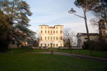 Apertura straordinaria della Villa di Parco Frassanelle